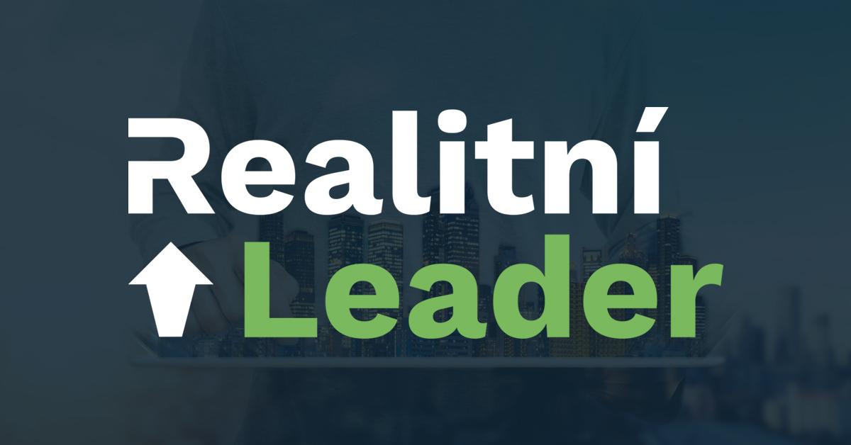 Proč mít jako realitní makléř web u Realitního Leadera?